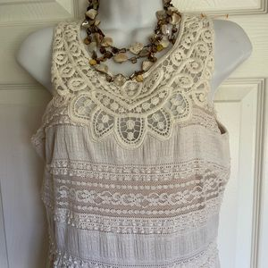 Looks new..ELIZA J  romantic dress